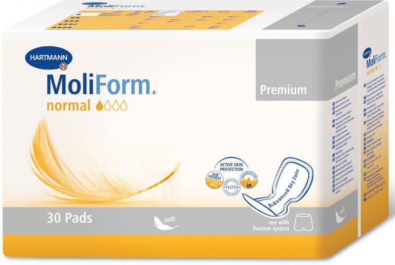 Hartmann Moliform Premium Normal 30 ks