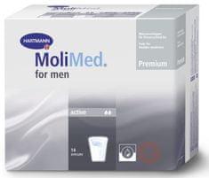 Hartmann wkład chłonny Molimed for men Active 14 szt