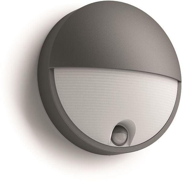 Philips Venkovní LED svítidlo Capricorn, čidlo - II. jakost