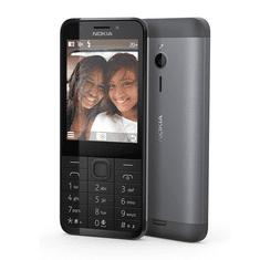 Nokia GSM telefon 230 Dual Sim, tamno siv