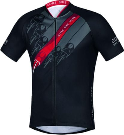 Gore Element Sprintman Jersey Black S