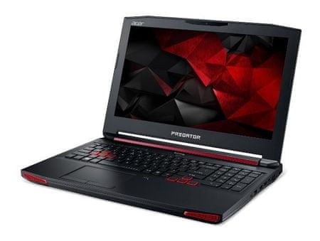 Acer prenosnik Predator G9-591 i7/16GB/1TB/GTX970M/Linux