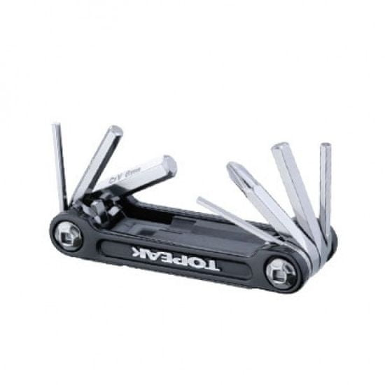 Topeak orodje Mini 9 Pro, črno