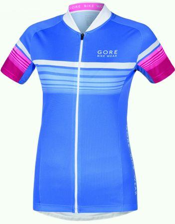 Gore Element Lady Speedy Jersey Blizzard Blue/Jazzy Pink 36