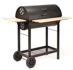 Myard Baribal Faszenes grillkocsi