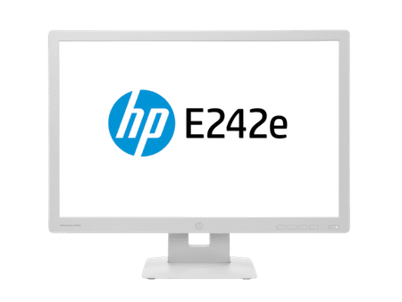 "HP monitor LCD 24"" EliteDisplay E242e"