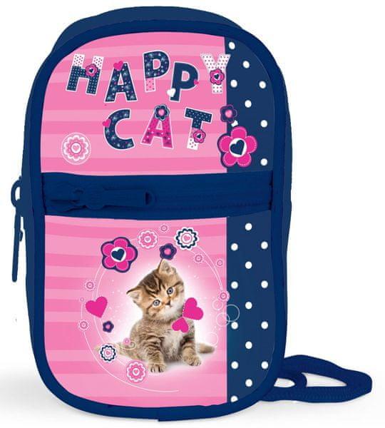 Karton P+P Kapsička na krk Kočka