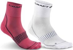 Craft športne nogavice Cool 2-Pac Sock Pop