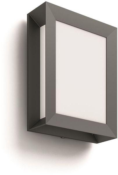 Philips Nástěnné LED svítidlo Karp 17293/93/16