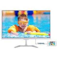 "Philips LED monitor 276E7QDSW E-Line 27"""
