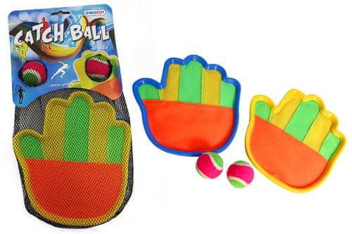 Unikatoy Catch Ball roka set