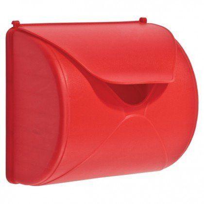 CUBS Dopisní schránka červená