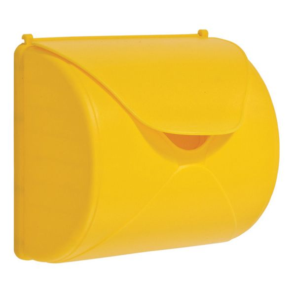 CUBS Dopisní schránka žlutá