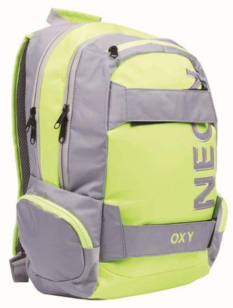 Karton P+P Plecak anatomiczny OXY Neon zielony