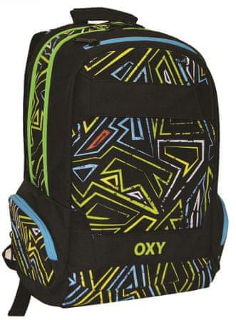 Karton P+P Plecak anatomiczny OXY Sport I Fragment