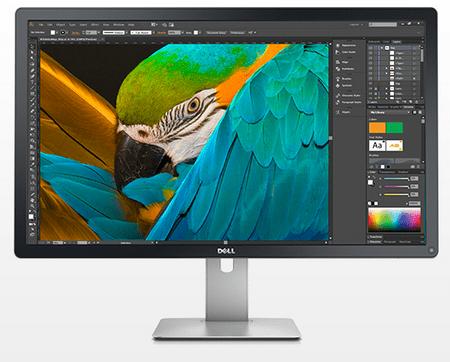DELL LED monitor UltraSharp UP3216Q