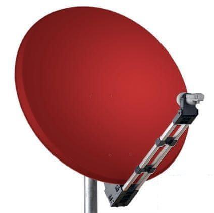 Mascom OP-PROFI85, červená