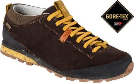 Aku pohodni čevlji Bellamont Suede GTX, moški, rjavi, 8.5 (42,5)