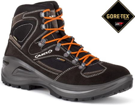Aku 346 Sendera GTX Black-Orange 4,5 (37,5)