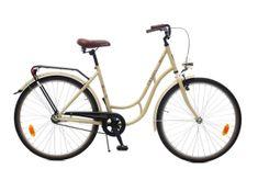 """Maxim rower miejski MC STEEL 0.4.1 superb żółty 18"""""""