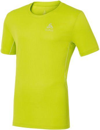ODLO majica Active, rumena, XL