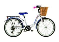 """Maxim rower dziecięcy Seahorse biały 11"""""""