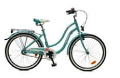 """Maxim rower dziecięcy MJ 4.6 jasny turkus 13"""""""