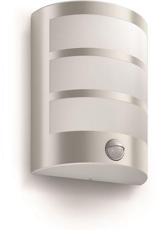 Philips Nástěnné LED svítidlo Python s čidlem 17324/47/16