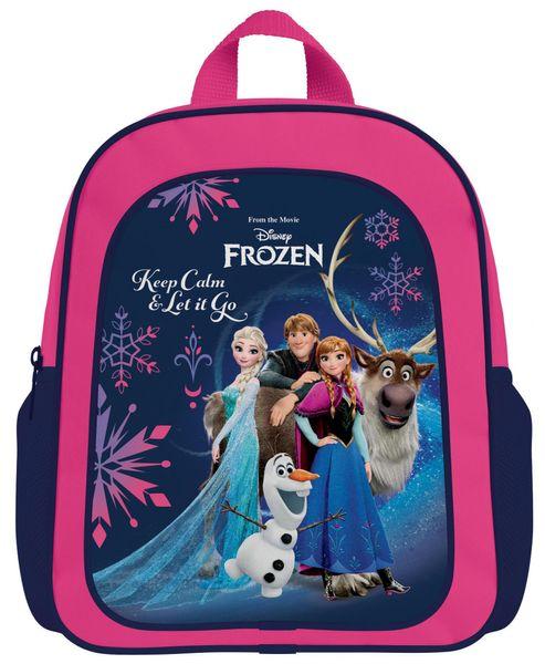 Karton P+P Dětský předškolní batoh Frozen IV