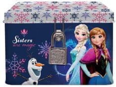 Karton P+P Plechová pokladnička Frozen