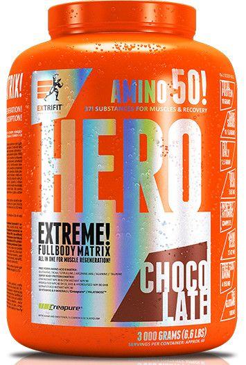 Extrifit Hero 3000g čokoláda