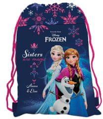 Karton P+P Vrecko na cvičky Frozen