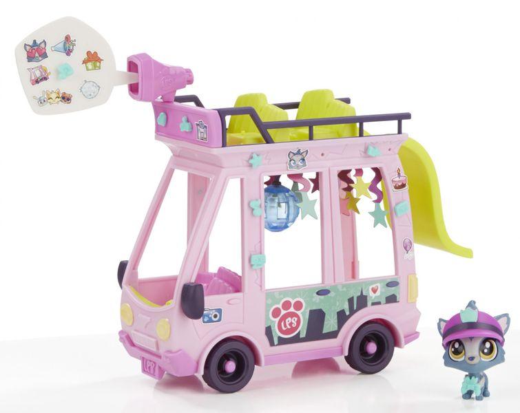 Littlest Pet Shop Autobus