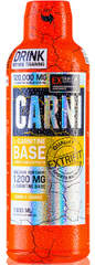 Extrifit Carni 120000 Liquid 1000 ml lemon & orange