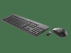 HP tanka poslovna brezžična SI tipkovnica in miška