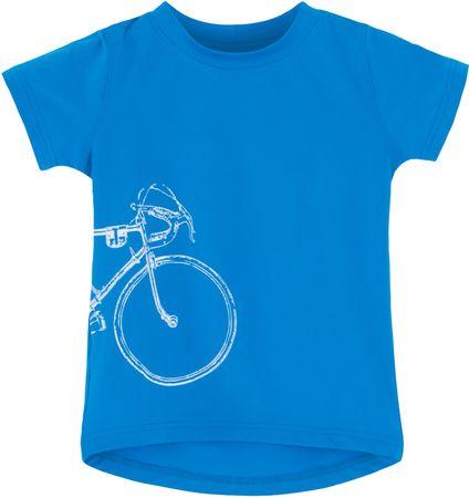 Sensor majica Coolmax Fresh PT Tour, modra, S
