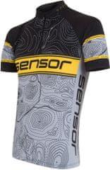 Sensor kolesarska majica Radar, moška