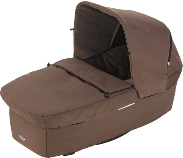 Britax Hluboká korba GO 2017, Wood Brown