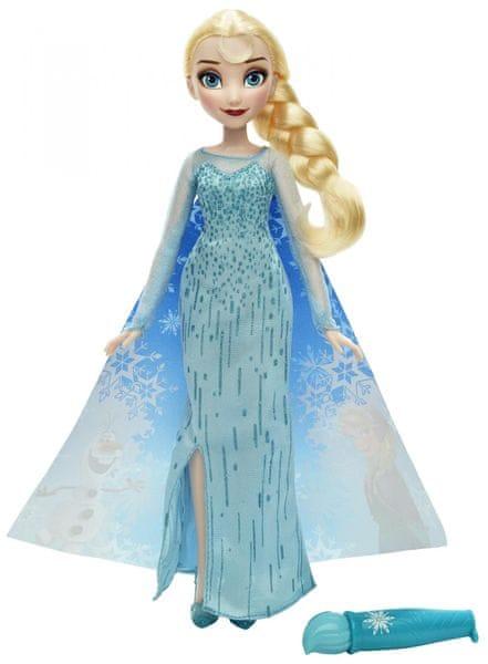 Disney Panenka s vybarvovací sukní Elsa