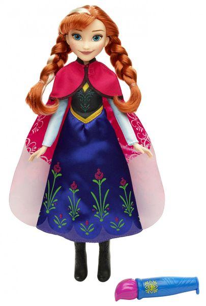 Disney Panenka s vybarvovací sukní Anna