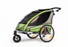 Qeridoo przyczepka rowerowa Sportrex 2 model 2016