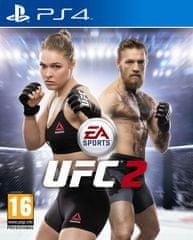EA Sports EA Sport UFC 2 PS4 Konzol Játék
