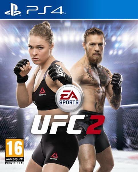 EA Sports UFC 2 / PS4