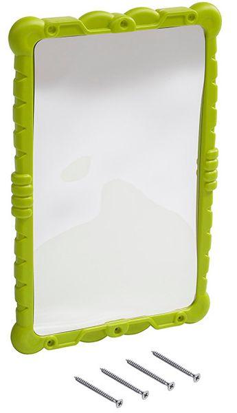 CUBS Zrcadlo k dětskému hřišti zelená