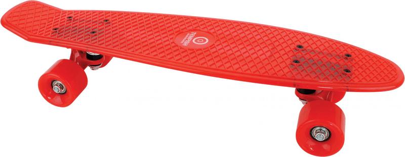 Tempish Buffy Star Skateboard red