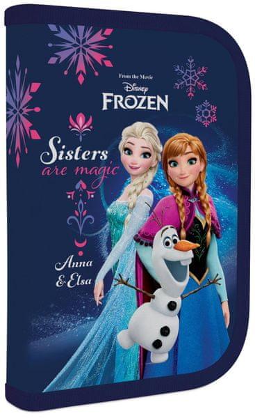 Karton P+P Školní penál 1 patrový Frozen IV