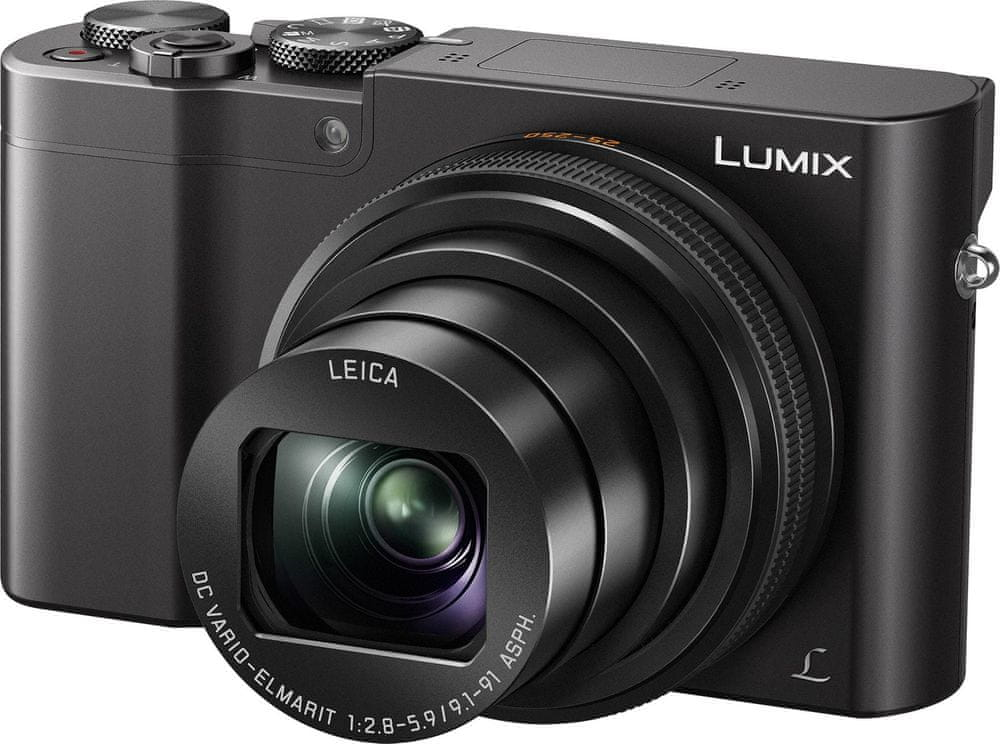 Panasonic Lumix DMC-TZ100EP Black