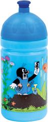 BINO Zdravá fľaša, Krtko modrá