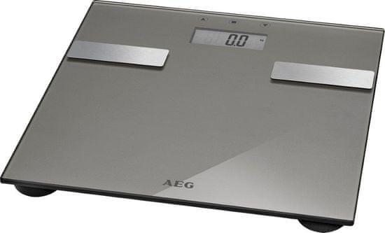AEG waga łazienkowa PW 5644 szara