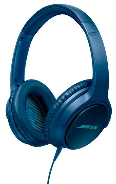 Bose SoundTrue around-ear II Samsung, námořní modrá